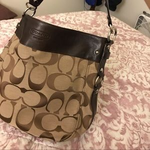 Coach shoulder bag model no.M0932-F14709